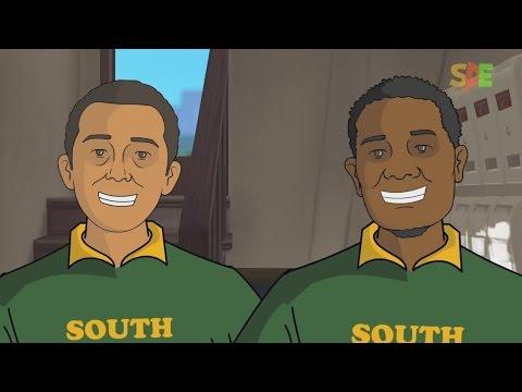 India Vs South Africa - Virat Kohli Mauka Mauka Spoof