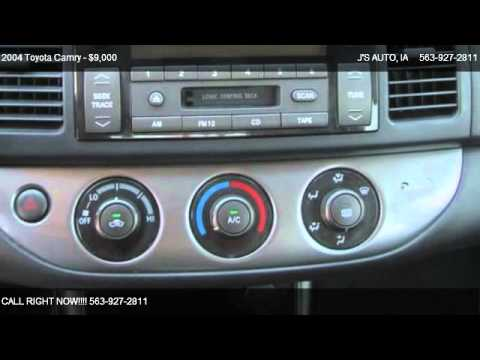 2004 Toyota Camry SE 4DR - for sale in MANCHESTER, IA 52057
