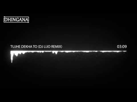 Tujhe Dekha To Ye Jaana (DDLJ Remix)   DJ Lijo   Shah Rukh Khan & Kajol