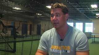 Sit Down With Bret Boone on The Wire 7-13-14