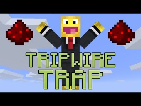 how to work tripwire in minecraft