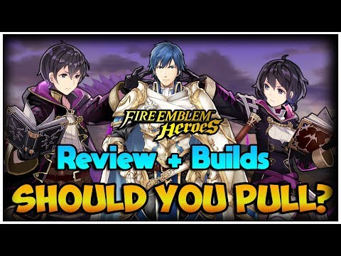Should You Pull? The Branded King Banner Review. Analysis. and Builds! - Fire Emblem Heroes