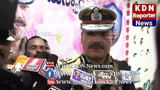 Commissioner of police ne aaj old City ke falaknuma police station me tamaam police constables, sub-