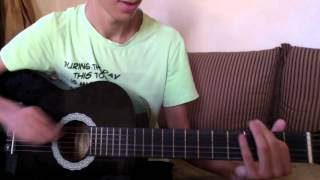 How to play easy songs on the guitar using 1 STRING