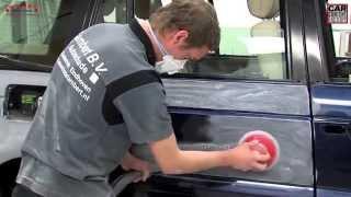 Range Rover P38 Spuiterij Lambert