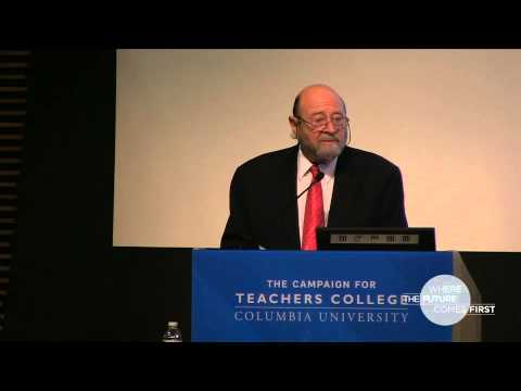 David Berliner: Evaluating Teacher Education and Teachers Using Student Assessments