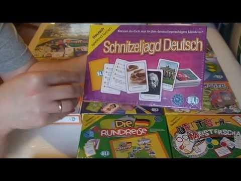 Gry Językowe Do Nauki Niemieckiego - Na Przykładzie Gier ELI (wersje Rozszerzone)