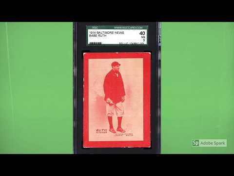 2019 Baseball Card Hall of Fame Ballot