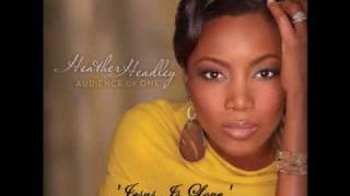 Watch Heather Headley Jesus Is Love video