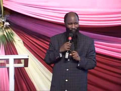 CONFERENCE PROPHET OWUOR 14-FEB-14 (Douala - Cameroon)