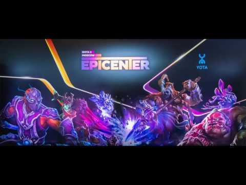 OST Epicenter - Main theme  (Эпицентр саундтрек) Dota 2 epicenter mosscow -main theme