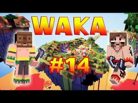 Waka - Ep. 14 - Les Geôles Ensablées - Fanta Et Bob Dans Minecraft video