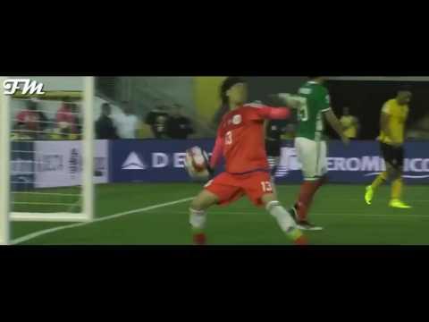 Guillermo Ochoa amazing save vs Jamaica 10//2016