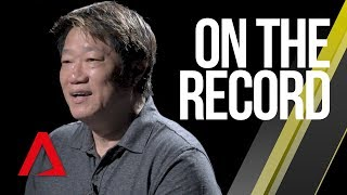 On the Record: KF Seetoh
