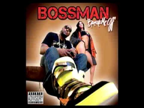 Bossman Break Me Off Remix feat. Gucci Mane, Jim Jones & Raheem Devaughn Video