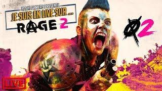 Je suis en live sur... RAGE 2 #Ps4share #RAGE2 partie 2