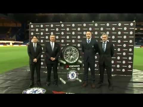 Yokohama Rubber to become Chelsea FC's Offici…