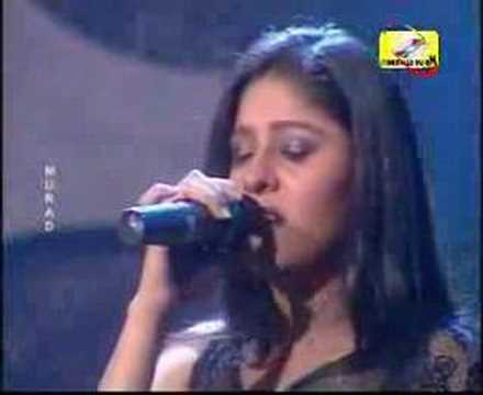 Sajna Ve Sajna - Sunidhi Chauhan video