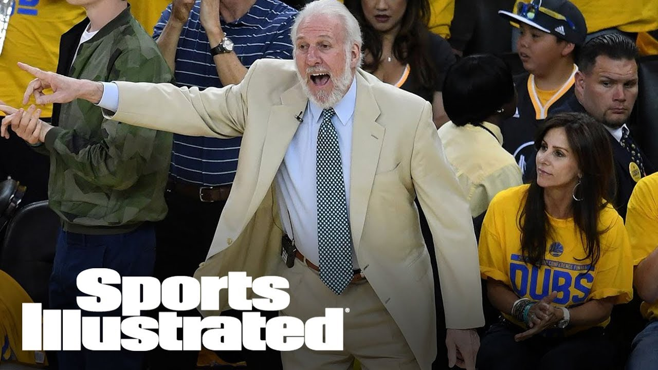 Is Gregg Popovich Best NBA Coach Of All Time? David Robinson Weighs In | SI NOW | Sports Illustrated