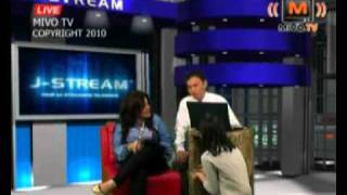 J-STREAM: Miss Jinjing (NOVELIS) -- Talk Show -- J-STREAM -- Mivo.TV, Jakarta -- Indonesia