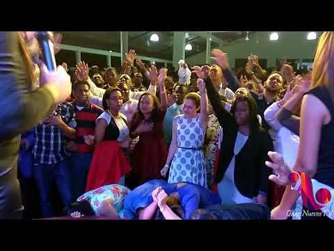 Pastora Indiana de Sanchez - Campamento Nacional de Jovenes Iglesia de Dios Ardiendo 2018