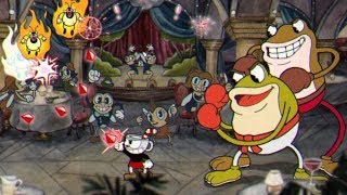 Cuphead: Ribby and Croaks Boss Fight #3