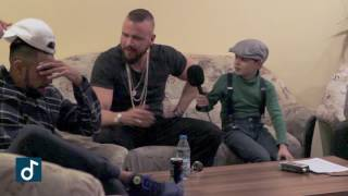 James interviewt KOLLEGAH