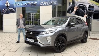 Der Mitsubishi Eclipse Cross im Test - Das extravagante SUV-Coupe! Review Kaufberatung