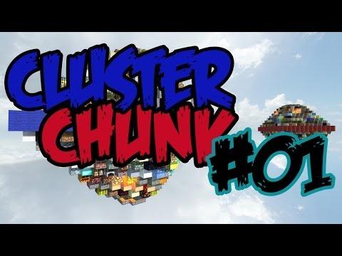 Cluster Chunk - Kanal'lar arasi Takim Savasi # 01