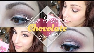 Look ROMÁNTICO con CHOCOLATE BON BONS (Too Faced)  | Sandsleek