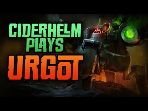 Live Urgot (League of Legends)