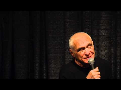 John Giorno performs