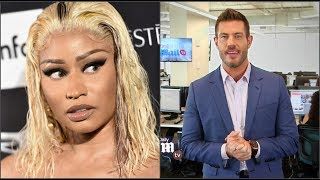 Nicki Minaj Su Ng Jesse Palmer For 34 Ly Ng 34 About Her On Tv Show