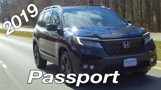 2019 Honda Passport Test Drive & Review