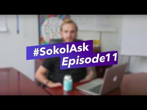 Тренды, хайповые товары и как на этом заработать в интернете | #SokolAsk Episode 11