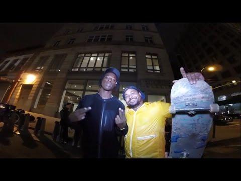 "Skate All Cities - GoPro Vlog Series #045 / John ""The Man"" Reeves"