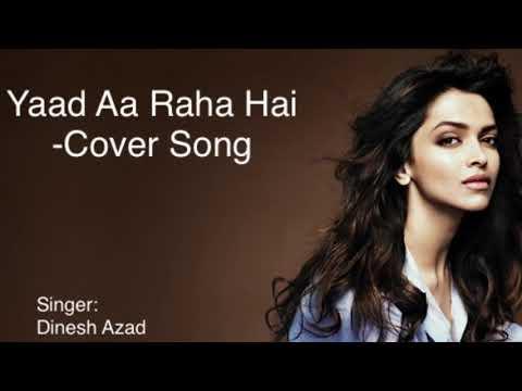 Yaad Aa Raha Hai- Cover Song | Dinesh Azad | Bappi Lahari | Mithun Chakroborty | Disco Dancer [1982]