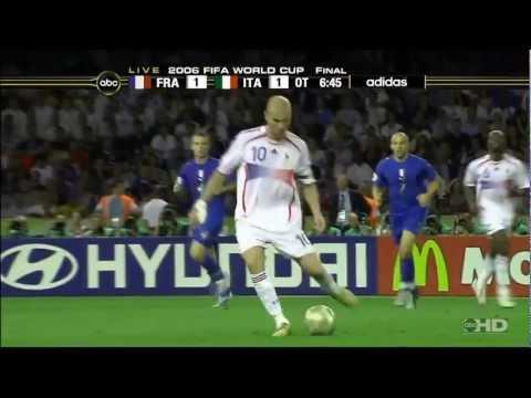 Zinedine Zidane's Last Match