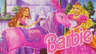 Barbie Jigsaw Puzzle Games Rompecabezas Kids Learning Toys Videos For Girl Puzzle TV