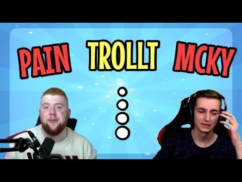 PAIN TROLLT MCKY😂 | PAIN STREAM Highlights