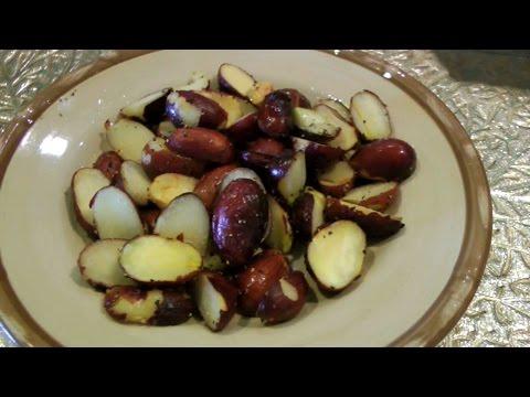 Fried Jackfruit Seeds - Basic Recipe   Video