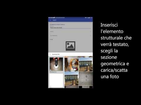 MyNDT - Come iniziare una nuova acquisizione tablet/cellulare