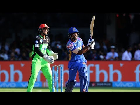 Cricbuzz LIVE: RCB Vs RR Mid-innings Show