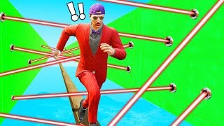 GTA 5 Impossible DEATHRUN Map! (Grand Theft Auto 5 Online)