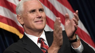 LIVE STREAM: Vice President Mike Pence Holds Joint News Conference with NATO secretary