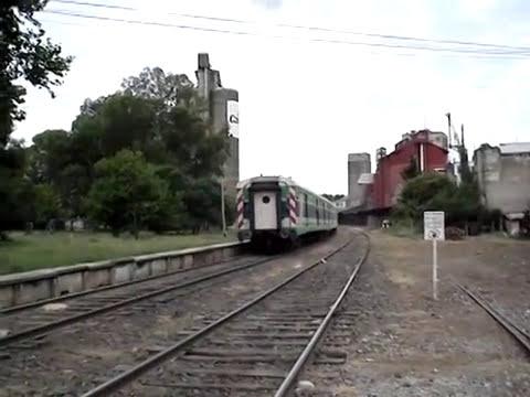 607. TREN 265 FERROCENTRAL PROCEDENTE DE BUENOS AIRES.
