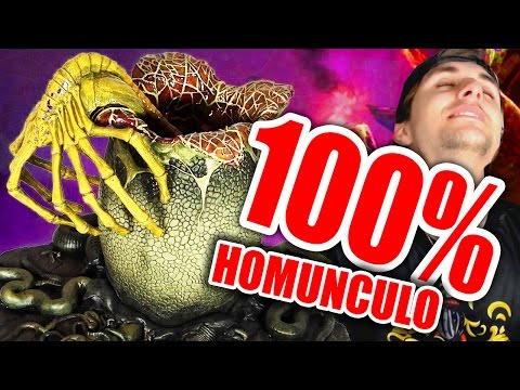 CREA TU HOMÚNCULO 100% Real 1 link Mega (con medicina)