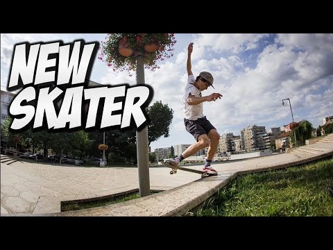 AMAZING NEW SKATER & MORE !!! - NKA VIDS -