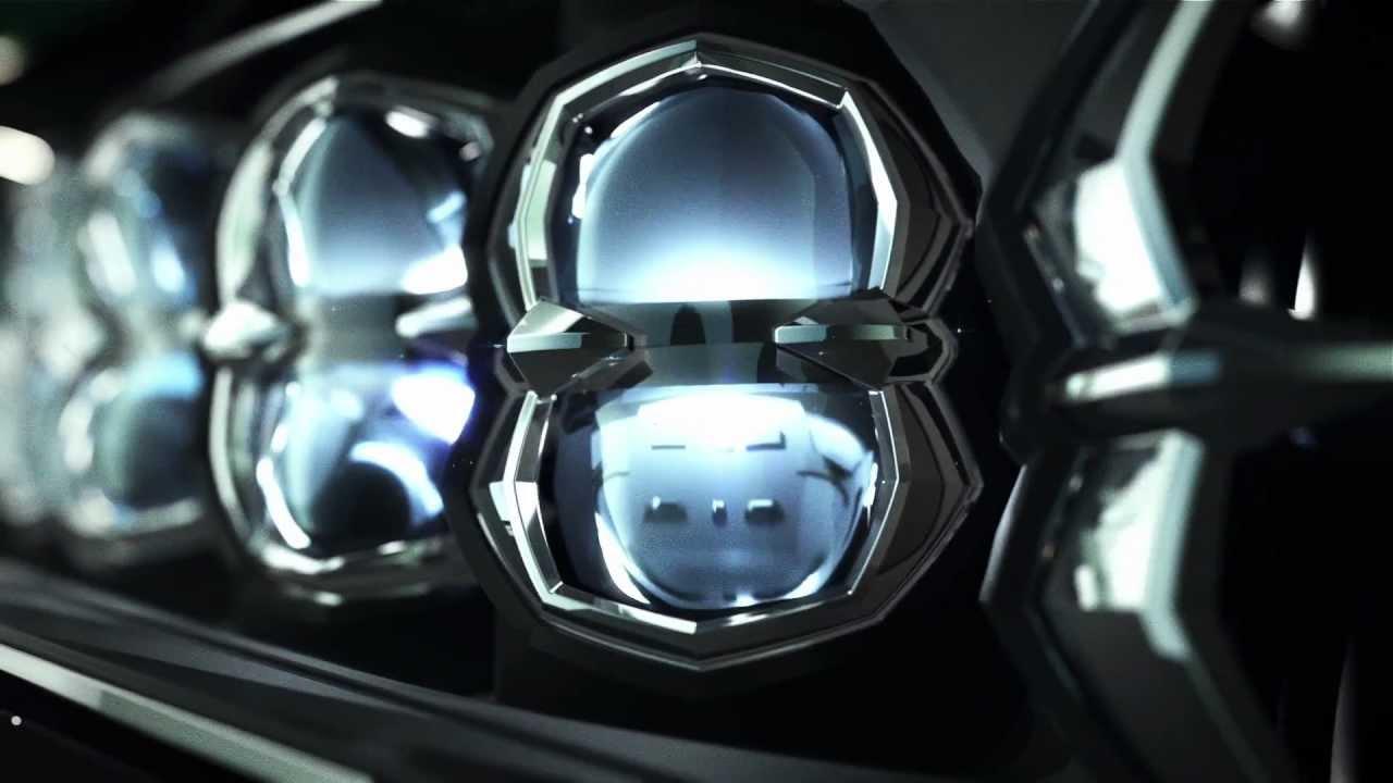 Acura Jewel Eye Led Headlights Youtube