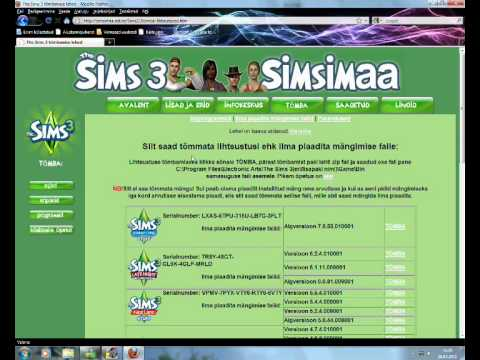 how to update sims 3 or expansion packs if you have crack